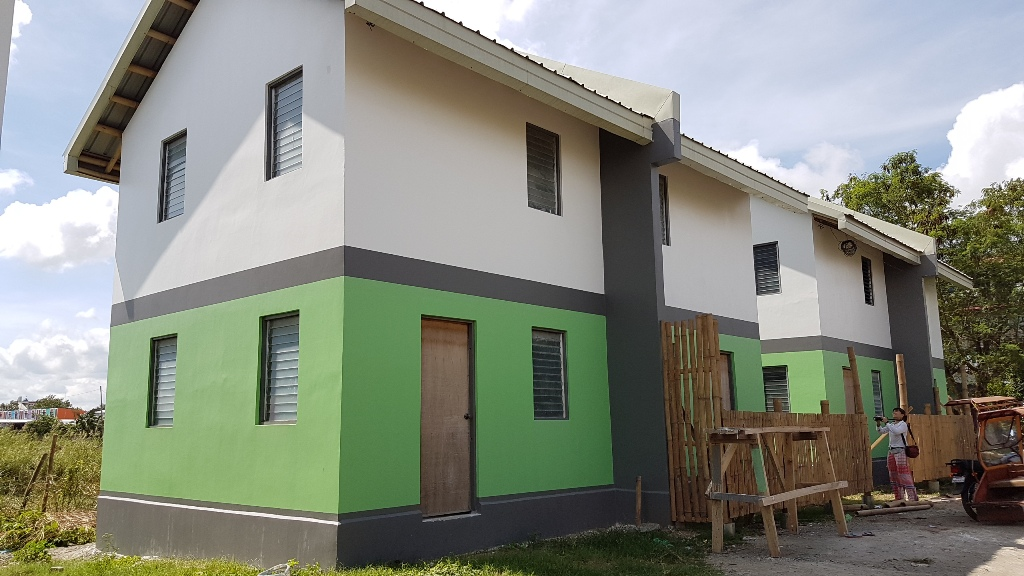 A Two-Storey Duplex House in San Isidro, Jaro, Iloilo